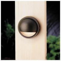 Kichler 15064 Half Moon Low Voltage Deck Patio Light From The Six