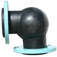 WTX Flexible rubber elbow