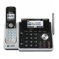 Best Cordless Telephones ATT-TL88102 - 2 Line Cordless System with ITAD wholesale