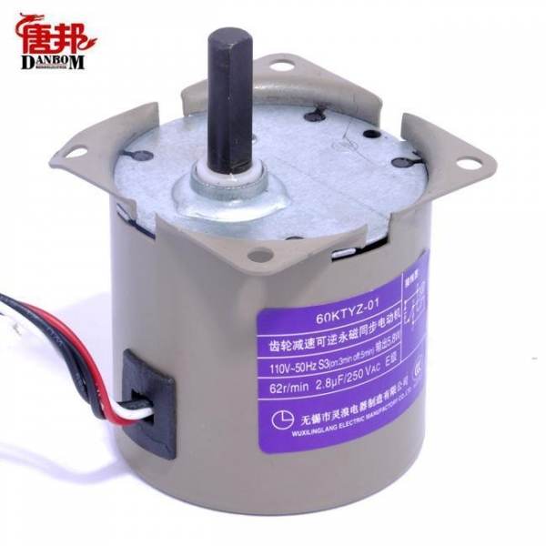 Details Of Synchronous Gear Motor 42421946