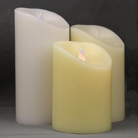 Cheap New Items for Expos 2014 1L LED WAX CANDLE for sale