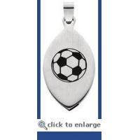 """Best Magnetic Jewelry """"Soccer Mom"""" Magnetic Pendant w/5 Magnets wholesale"""