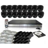 Best 16 channel H.264 DVR 1TB + 16 Infrared Cameras (MHH421S(B)3.6 ) 700 TVL wholesale