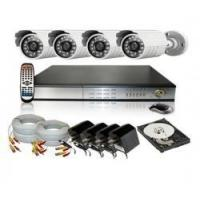 Best Combo Surveillance Kits with 4 x M401H Indoor Cameras wholesale