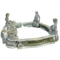 Best Fountains Stone Fountain with Cherubs from Kenjockety Contact me about this item. wholesale