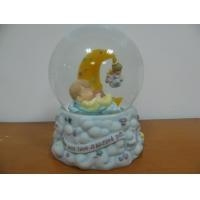 Cheap Lullaby musical Water/Snow Globes for gifts or promotional advertising for sale