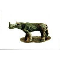 Cheap animal antique craft of with copper,iron and aluminum at all size for decoration for sale