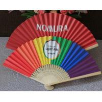 Buy cheap Double Bamboo Fan from wholesalers