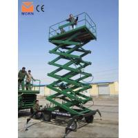 Best Trailing scissor lift platform wholesale