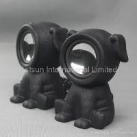 China PC Speaker Vinyl Dog Speaker with Amplifier, PDW-008D, PC Speaker, Portable Speaker on sale