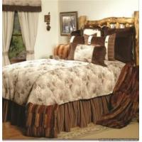 Best Wooded River Pine Forest Duvet Cover wholesale