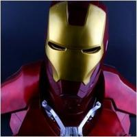 Best NEW!The Avengers 1/1.5 IRON MAN / Statue/ Colour:Red wholesale