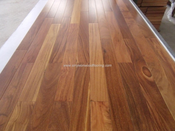 Details of handscraped solid cumaru wood flooring 42038688 for Real wood flooring sale