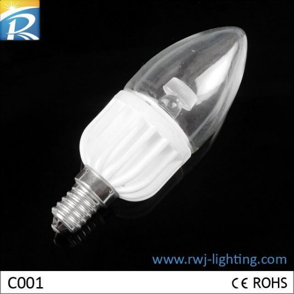 Cheap C0011*3W LED Candle Light for sale