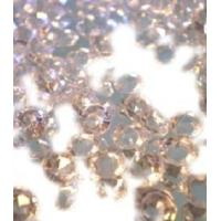 Quality Clear scatter stones. wholesale