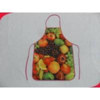Best Non-woven Fabric Commercial Chef Custom Printed Aprons to Protect Clothes for Men wholesale