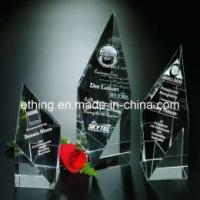 China Diamond Spire Optical Crystal Award (CA-1188) on sale