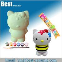 Best Ceramic DIY craft diy ceramic money bank wholesale