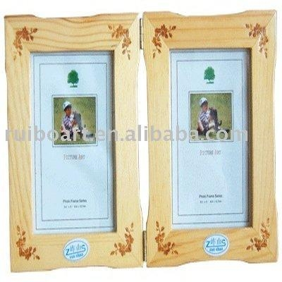 Cheap wooden photo frame for sale