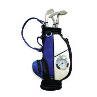 Best Sports and Fitness [13] Golf Bag Pen Set and Clock wholesale