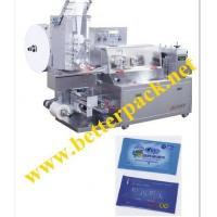 Best Others Automatic signle wet wpes folding,wetting packing machine wholesale