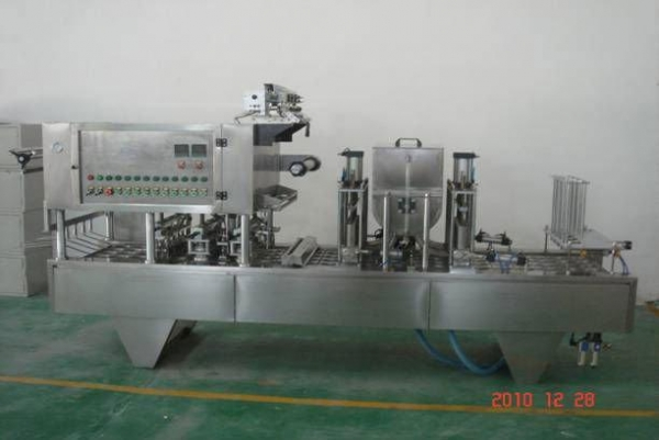 Cheap Others Automatic paste jam plastic cup filling sealing machine for sale
