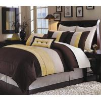 Best Gold Grand Park Luxury 8 Piece Bed In A Bag wholesale