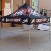 China Event tents 10x10 event tent frame with roof with roll bag on sale
