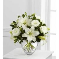China View our full inventory The FTD White Elegance Bouquet on sale