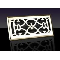 China Decorative Floor Register on sale