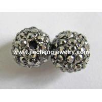 China CP5007 Fashion Crystal Pave Beads on sale