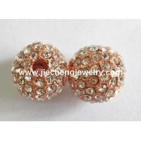 China CP5004 Crystal Pave Beads on sale