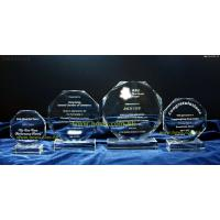 Best Brown  Island-Unit Memorial gifts 3D Laser Crystal wholesale