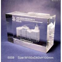 Best Shanghai Jin Jiang International Hotels Limited listed-Unit Memorial gifts 3D Laser Crystal wholesale