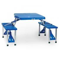 Best PICNIC FURNITURE 26001: Picnic folding table and bench set wholesale