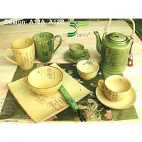 Best Chinese Ceramic Tea Set Chinese Style Series A12 wholesale