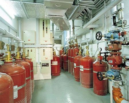 Cheap Clean Agent Fire Suppression Systems for sale