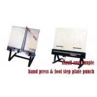 Best Plate Punch System Manual Plate Punch wholesale
