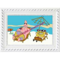 MT23013W Spongebob and Patrick star