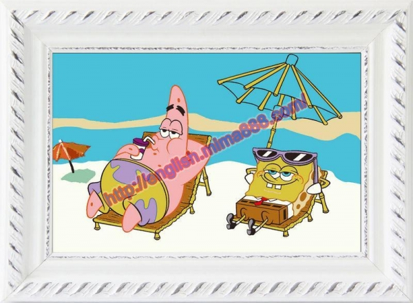 Cheap MT23013W Spongebob and Patrick star for sale