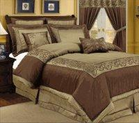 Best 8PC Julian Embroidered Bed in a Bag wholesale