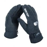 Buy cheap North Face Gore Tex Gloves Grey from wholesalers