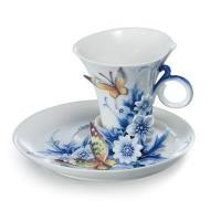 Best Eternal Love Porcelain Tea Cup Set wholesale
