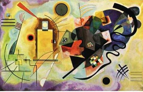 "Cheap Kandinsky, Wassily ""yellow-red-blue 1925"" for sale"