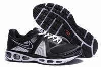 Best Mens Nike Air Max Tailwind + 2010 Flywire Mesh (black /white) wholesale