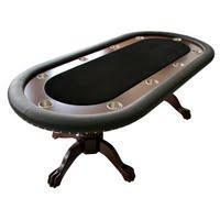 China 94 Waterloo Texas Holdem Table w/ Customizable Playing Surface on sale