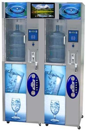 Cheap Commercial Coin Water Vending Machine for sale
