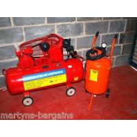 Buy cheap 100LTR ELECTRIC COMPRESSOR WITH 10 GALLON SANDBLASTER 415.00 from wholesalers