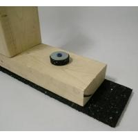Iso-sill Acoustic Isolation System
