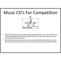 Music CDs for CompetitionIce Skating Equipment